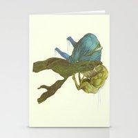 Grendel Stationery Cards