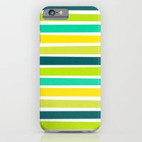 Brightly Coloured Candy … iPhone 6 Slim Case