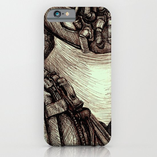 Bane iPhone & iPod Case