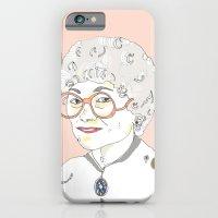 Sophia iPhone 6 Slim Case