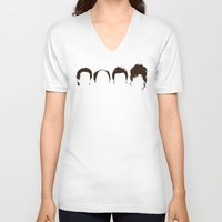 Seinfeld Hair Unisex V-Neck