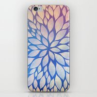 Petal Burst #17 iPhone & iPod Skin