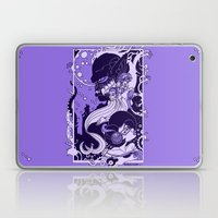 Horror Nouveau Laptop & iPad Skin