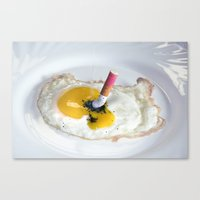 - Hi. I'm In Love With Y… Canvas Print
