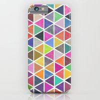 iPhone & iPod Case featuring unfolding 1 by Garima Dhawan