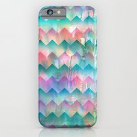 iPhone & iPod Case featuring Mermaid Skin by Schatzi Brown