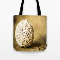 banded Tote Bag