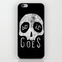 So It Goes iPhone & iPod Skin