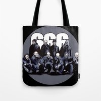 SQUAD 666: Bastard Sons of Satan Tote Bag