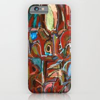 iPhone & iPod Case featuring VAHATDOOP by Bryan Dechter