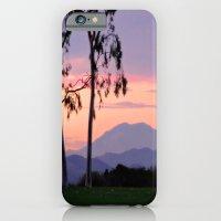iPhone & iPod Case featuring Saddleback Sunset by Barbara Gordon Photography