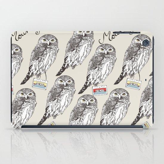 UP ALL NIGHT iPad Case