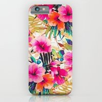 iPhone & iPod Case featuring FLOWERS by Sara LG