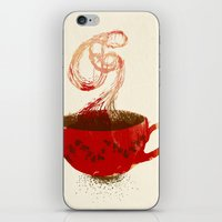 Hope will find them grey iPhone & iPod Skin