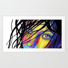 Swetha Art Print