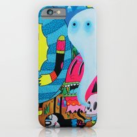 iPhone & iPod Case featuring The Treasure Hunters by Frenemy