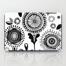 Folksy Flowerheads iPad Case