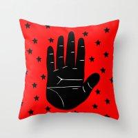 practical magic Throw Pillow