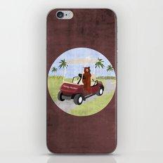 #HoneyHunter iPhone & iPod Skin