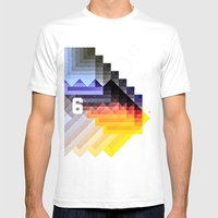 6. Mens Fitted Tee White SMALL