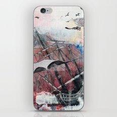 Graceful Attempt iPhone & iPod Skin