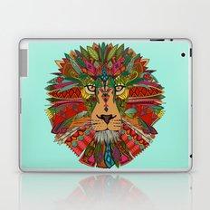 lion mint Laptop & iPad Skin