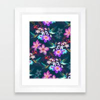 A Low Hum Framed Art Print