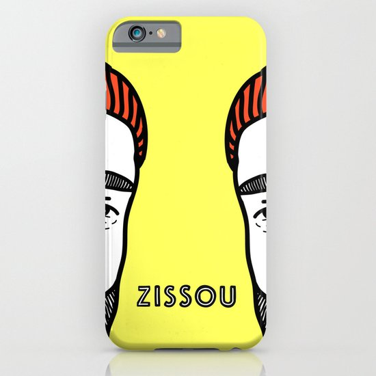 Zissou #2 iPhone & iPod Case