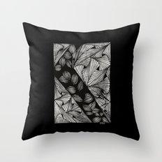 Drawing 3 Throw Pillow