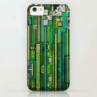 iPhone 5c Cases featuring Tree Of Life by Steve W Schwartz