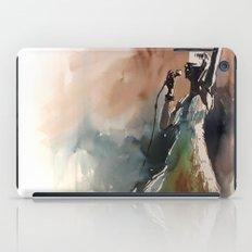 Singer iPad Case