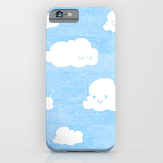 Weekends and Clouds iPhone & iPod Case