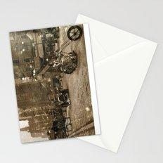 Vintage Bike Lady Stationery Cards