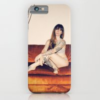 iPhone & iPod Case featuring Hattie Couch by bobtheberto