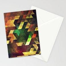 tryxyl mythyd Stationery Cards