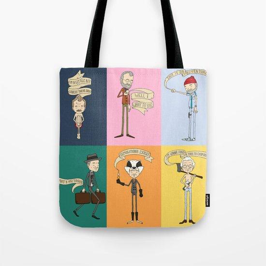 Wes's Murrays Tote Bag