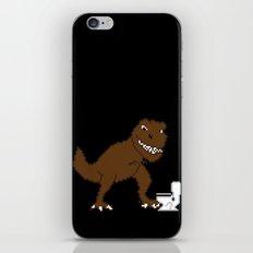 Jurassic Pixel iPhone & iPod Skin