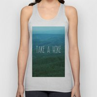 Take A Hike Unisex Tank Top