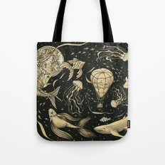 Fish Tank Tote Bag