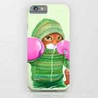 BOXING CAT 4 iPhone 6 Slim Case