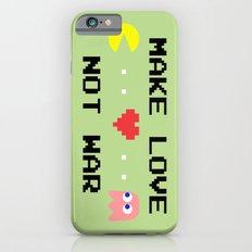 Make Love Not War Slim Case iPhone 6s