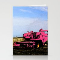 Rollin' In Style Stationery Cards