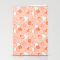 Coral Bubbles (with A Hi… Stationery Cards