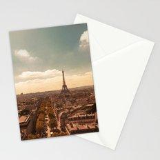 Paris 3 Stationery Cards