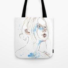 Winter 2016, watercolor Tote Bag