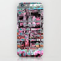 Scrambled iPhone 6 Slim Case