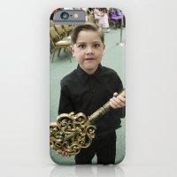 iPhone & iPod Case featuring Key by Faith Buchanan