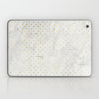 GOld POis Laptop & iPad Skin