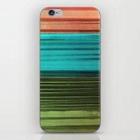 I Want Stripes iPhone & iPod Skin