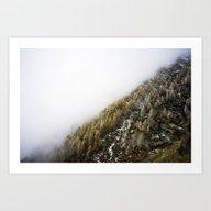 Nørdic Forest No. 3 Art Print